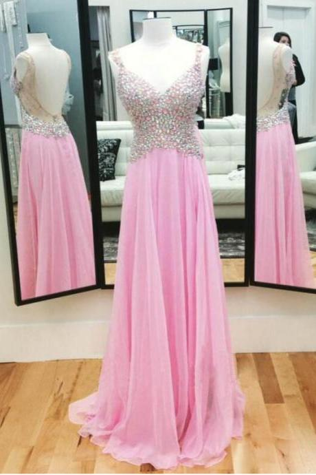 Long Prom Dresses, Sexy Prom Dresses, Backless Party Prom Dresses, Chiffon Sexy Prom Dresses, Popular Prom Dresses,Prom Dresses Online, LB0120