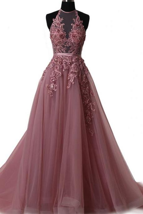 Long Prom Dresses, Sexy Prom Dresses, Backless Party Prom Dresses, Beading Prom Dresses, Sequin Prom Dresses,Organza Prom Dresses Online, LB0217